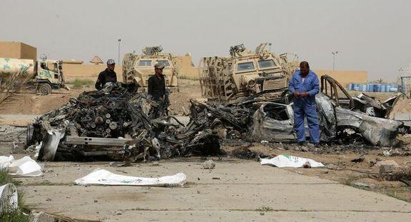 انفجار بمب در عراق/  ۵ سرباز ایتالیایی  زخمی شدند