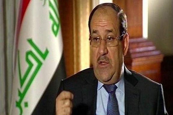 مالکی: دولت عراق هیچگاه زیر بار محاصره ایران نمیرود