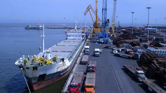 صادرات آلمان به ایران 48 درصد کاهش یافت