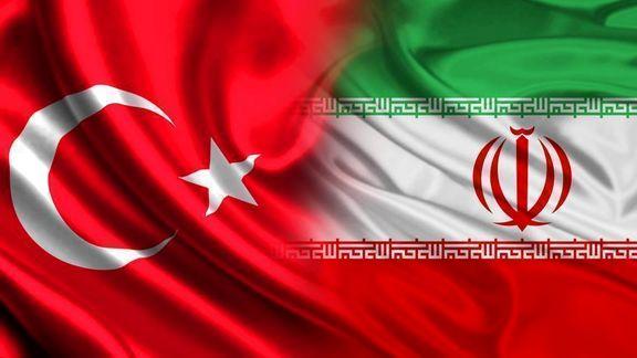 تجارت ایران با ترکیه در سال 99 معادل  ۶ میلیارد و ۸۵۶ میلیون دلار بود