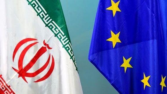 اروپا در مورد بازگشت تحریم های امریکا علیه ایران بیانیه داد