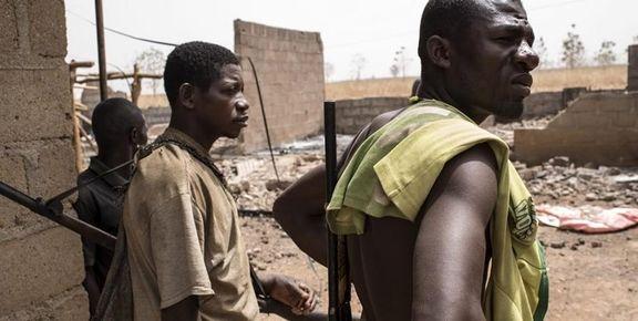 34 کشته در حمله یک گروه مسلح در نیجریه