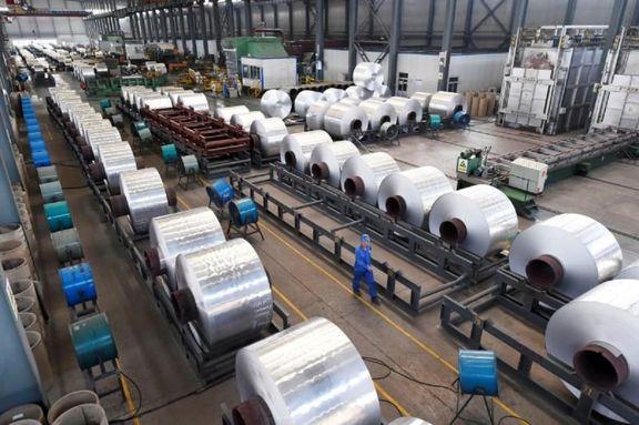 افزایش 10 درصدی ذخایر آلومینیوم و 3 درصدی ذخایر مس در انبارهای بورس کالای شانگهای