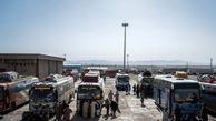 تردد مسافر بین ایران و پاکستان همچنان ادامه دارد