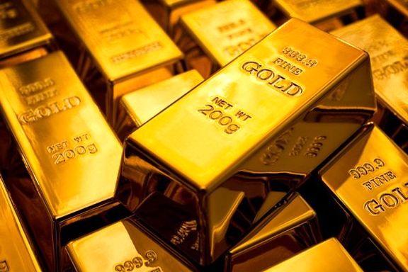 رشد قیمت جهانی طلا با افت ارزش دلار