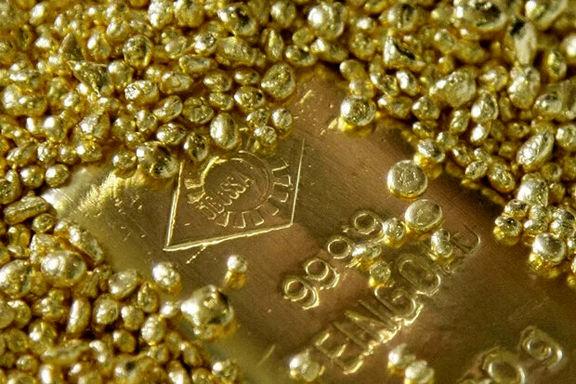 افت قیمت طلا در بورس لندن