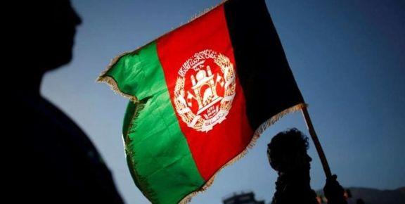 یک شرکت آمریکایی  پرچم افغانستان را به سخره گرفت+ عکس