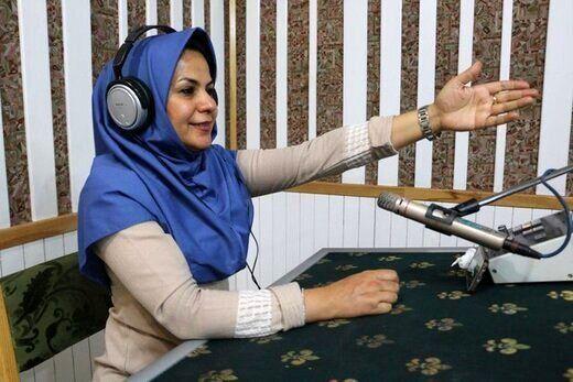 مصاحبه با اولین گزارشگر ورزشی زن ایرانی