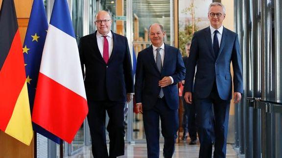توافق فرانسه و آلمان برای رفع موانع موجود بر سر صادرات سلاح