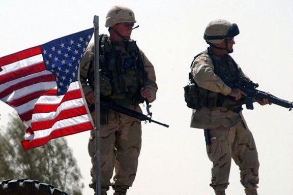 ورود ستون نظامی آمریکایی به الانبار عراق