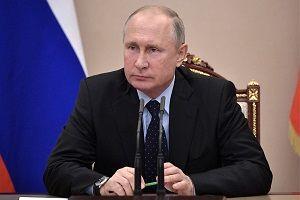 پوتین: اقدامات آمریکا علیه ایران کاملا غیرقانونی است