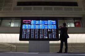 تنش بین آمریکا و چین بازار سهام آسیا را متاثر کرد