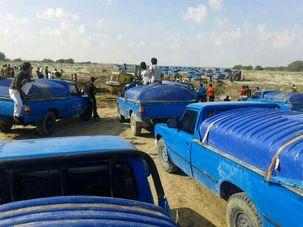 یک باند قاچاق سوخت در شیراز منهدم شد