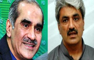 وزیر سابق پاکستان و برادرش بازداشت شدند