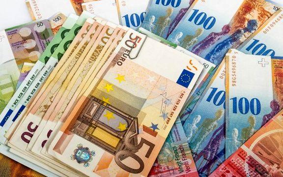 نرخ ۴۷ ارز بین بانکی در 24 بهمن/ قیمت ۸ ارز افزایش یافت
