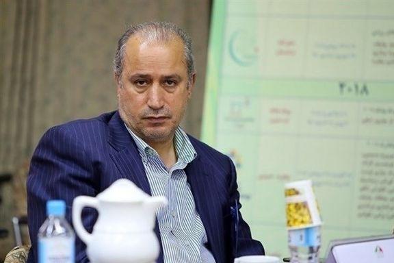 استعفای مهدی تاج توسط فیفا پذیرفته شد