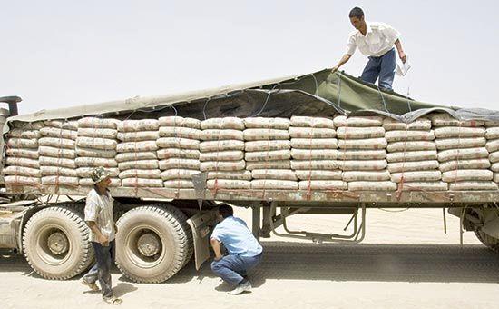 سیمان پاکتی ۷۰ هزار تومان میلگرد کیلویی ۲۰ هزار تومان