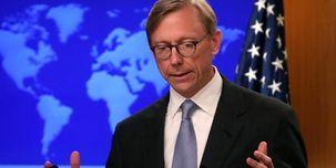 برایان هوک: فشار حداکثری بر ایران ادامه دارد چون کارایی دارد