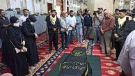 دبیر کل پیشین جهاد اسلامی فلسطین در اردوگاه یرموک دمشق به خاک سپرده شد