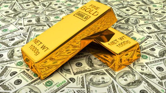 ضعف دلار به افزایش قیمت طلا در بازار آسیا کمک کرده است