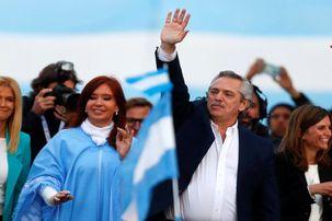 رئیس جمهور آرژانتین رسما بر قدرت تکیه زد