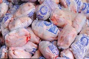 مرغ منجمد با قیمت 8 هزار و 900 تومان به بازار عرضه شد