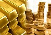 قیمت سکه و طلا افزایش یافت/ هر گرم طلای ۱۸ عیار ۴۵۰ هزار و ۹۰۰ تومان