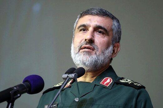 نشست خبری فرمانده هوافضای سپاه پاسداران انقلاب اسلامی تا دقایقی دیگر برگزار میشود