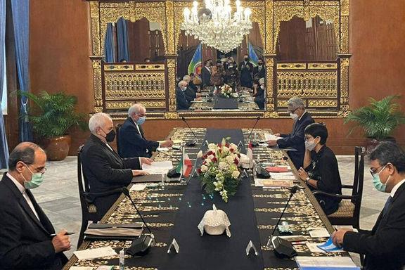 تاکید وزیر امور خارجه بر تسریع در موافقتنامه تعرفه ترجیحی با اندونزی