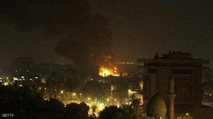 در واکنش به اصابت موشک در نزدیکی سفارت آمریکا در عراق جان بولتون به کاخ سفید رفت