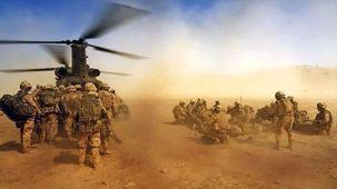 تفاهمنامه همکاری نظامی میان انگلیس و عراق امضا شد