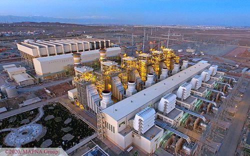 افزایش 20درصدی تولید برق نیروگاههای سیکل ترکیبی در سال 99