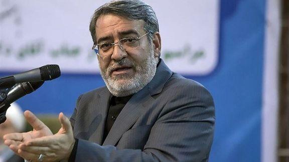 تلاش برای استیضاح وزیر کشور / ریاست کمیسیون شوراها تخلف کرد