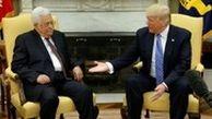 فشارهای شدید وارده به محمود عباس برای دیدار با دونالد ترامپ