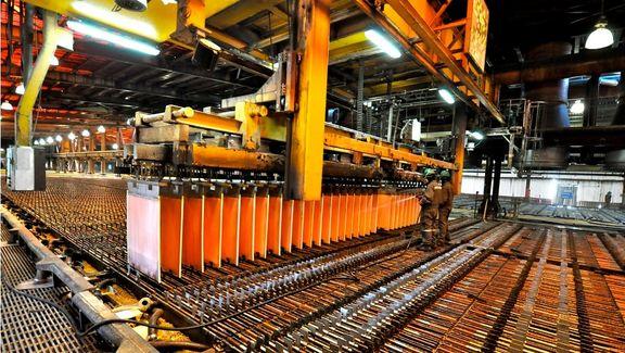 تولید مس شیلی برای دهمین ماه متوالی افت کرد / کاهش 2.2 درصدی تولید مس شیلی در سه ماهه اول سال