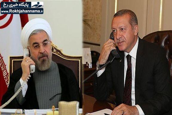 روحانی: جمهوری اسلامی برای توسعه روابط با ترکیه کاملا آماده است