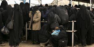 1500 زن داعشی  به عراق منتقل  شدند
