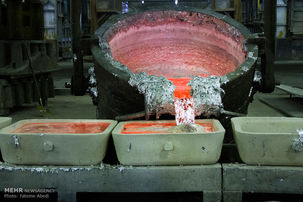 تولید آلومینیوم بیش از 70 درصد افزایش یافته است