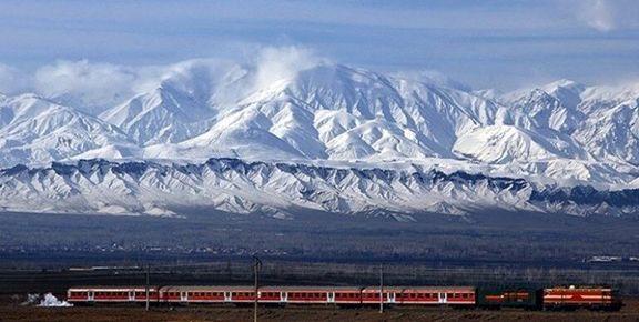 نخجوان نقطه اتصال خط ریلی تهران- مسکو و دریای سیاه- خلیج فارس