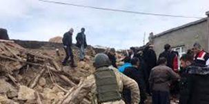 زلزله ۵.۷ ریشتری ترکیه جان 9 نفر را گرفت
