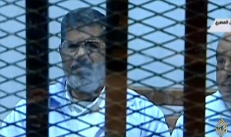 مصر خواهان اعدام محمد مرسی شد