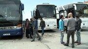 سومین گروه از دانشجویان ساکن آذربایجان از طریق مرز زمینی راهی ایران شدند