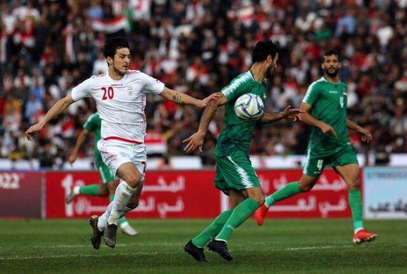 ایران1- عراق 2 /  شاگردان ویلموتس تسلیم شدند