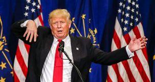 پارادوکس گفتاری ترامپ در برابر ایران