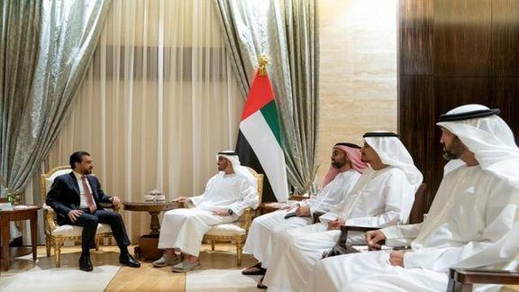 پارلمان عراق رئیس جدید خود را معرفی کرد/دیدار ولیعهد ابوظبی با رئیس پارلمان عراق