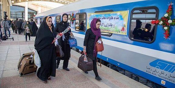 آغاز پیشفروش بلیت قطار عطیلات عید فطر از ساعت ۱۱ روز آینده