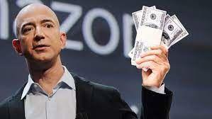 جف بزوس به صدر جدول ثروتمندان جهان بازگشت