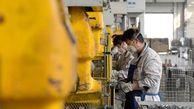 کاهش سرعت تولیدات صنعتی در چین