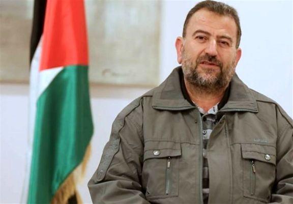 صالح العاروری: حماس علاقه مند به داشتن روابطی مستحکم با ایران است