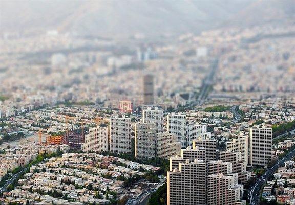 اینبار تورم قیمت مسکن مناطق جنوبی تهران/کمترین رشد قیمت در 4 منطقه اول تهران